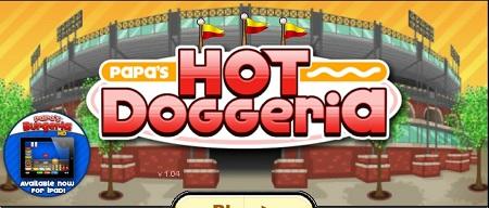 بازی آنلاین مدیریت رستوران در استادیوم -Hot Doggeria