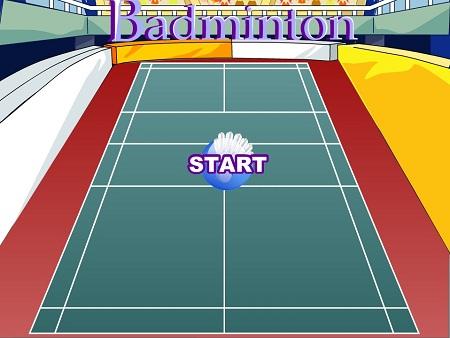 بازی فلش آنلاین بدمینتون 2 -badminton