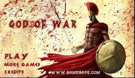 بازی اکشن و مرحله ای آنلاین خدای جنگ -God of War
