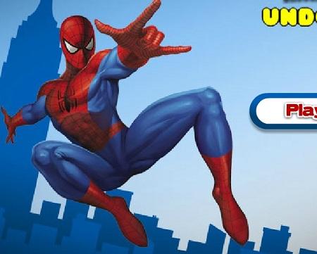بازی آنلاین سرگرم کننده و متفاوت مردعنکبوتی Spiderman