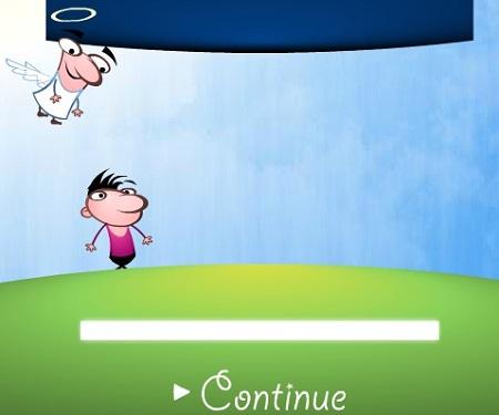 بازی سرگرم کننده آنلاین  فرشته محافظ من My Angle