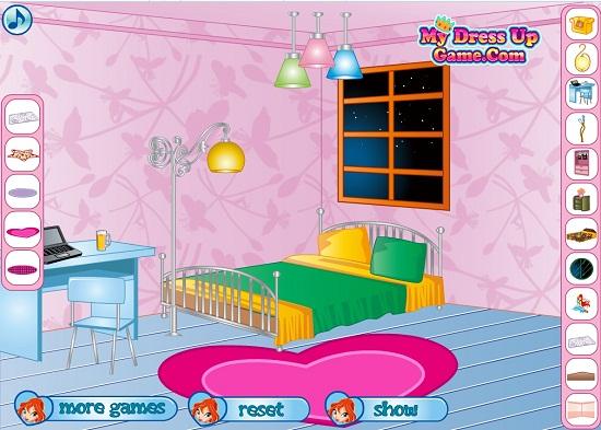 بازی آنلاین طراحی اتاق طرفداران وینکس Winx Fan Room
