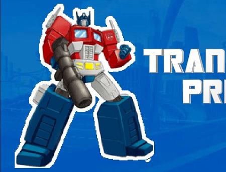 بازی آنلاین قهرمانان :تبدیل شوندگان Transformer