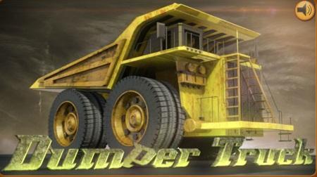 بازی آنلاین رانندگی کامیون نابودگر dumper truck