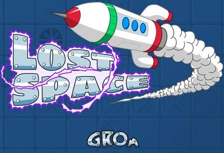 بازی آنلاین رانندگی موشک در فضای گم شده Lost Space
