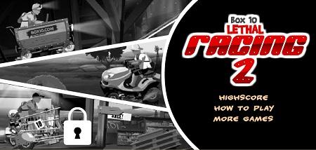 بازی آنلاین ترن سواری Racing 2