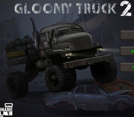 بازی کامیون حمل بار GLoomy Truck