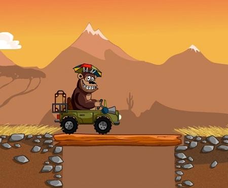 بازی فکری با موس برای کودکان Magic Safari