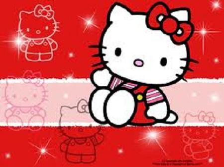 بازی پازل سرگرم کننده و فکری برای کودکان :سلام کیتی  Hello Kitty