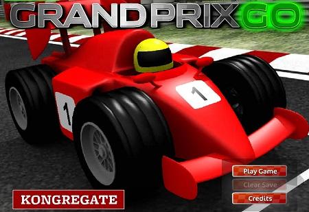 بازی آنلاین فرمول یک گرند پریکس Grand Prix