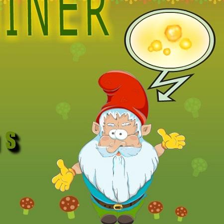 بازی فلش آنلاین شکارچی طلا gnome minber