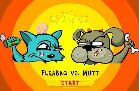 بازی نبرد گربه سگ کم حجم وسرگرم کننده