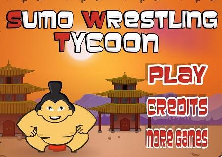 بازی انلاین مبارزه سومو ها Sumo Wrestling Tycoon