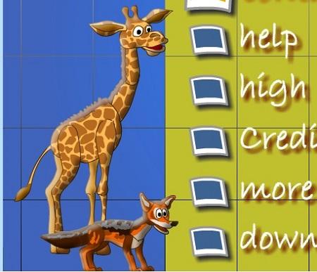 بازی آنلاین عکاسی از حیوانات آفریقایی African Snapshot
