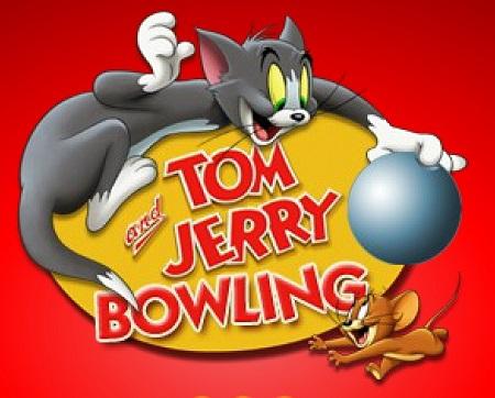 بازی بولینگ تام و جری آنلاین tom and jerry bowling