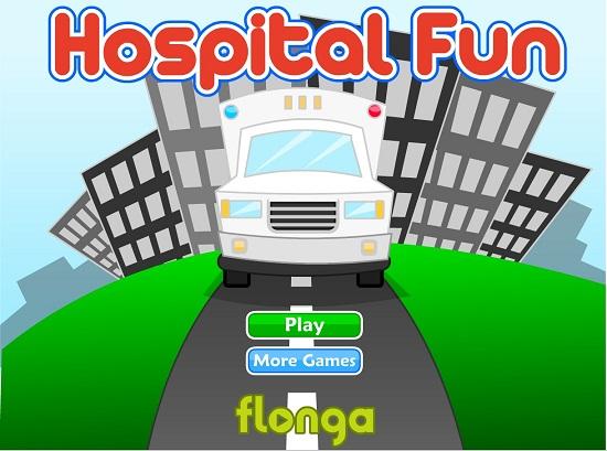 دانلود بازی آنلاین بیمارستان hospital