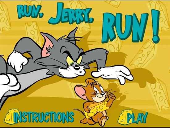 دانلود بازی کارتون تام و جری tom and jerry