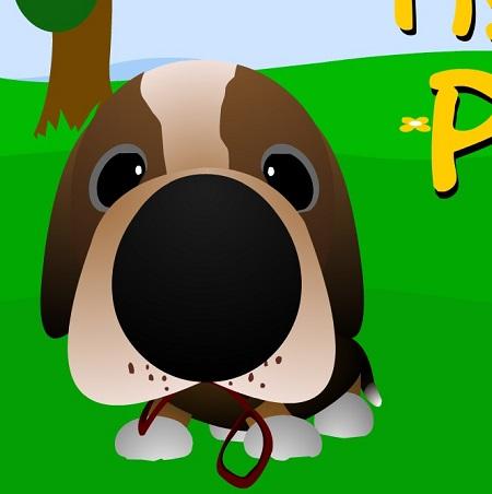 بازی دخترانه آنلاین :حیوان گم شده من I lost my Puppy به همراه دانلود