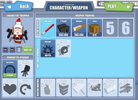 بازی آنلاین مرحله ای ساده و اعتیاداور X MAS به همراه دانلود