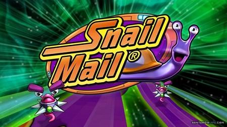 بازی پرتابل حلزون نامه رسان Snail Mail Game