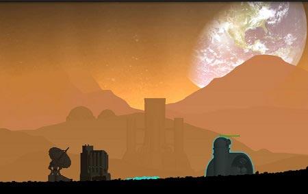 بازی آنلاین دفع از قلعه و استراتژیک: معدن های ماه Shadez III-the moon miners