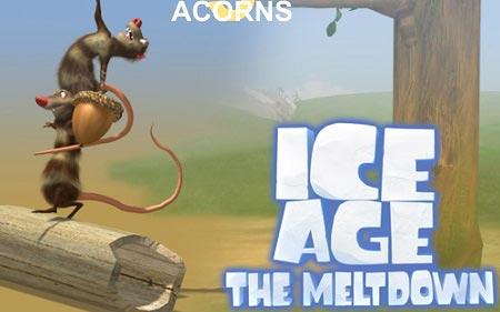 بازی آنلاین عصریخبندان 3 IceAge the Meltdown