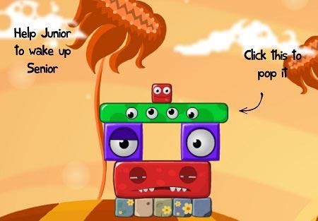بازی سرزمین هیولاها:بازگشت هیولاها Monster land 3 junior returns
