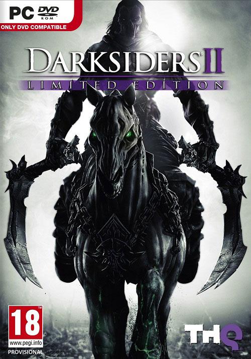 دانلود ترینر های بازی دارک سایدرز 2 darksiders II برای کامپیوتر