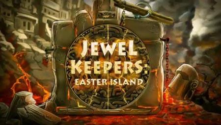 بازی پازل پرتابل Jewel Keepers Easter Island