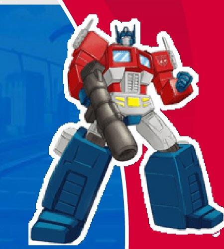 بازی قدرت تبدیل شوندگان transformers prestige