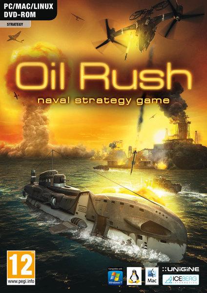 دانلود ترینر بازی اویل راش oil rush برای کامپیوتر
