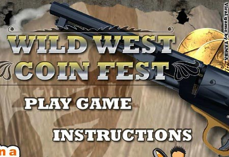 بازی آنلاین غرب وحشی: جشنواره سکه ها wild west coin fest