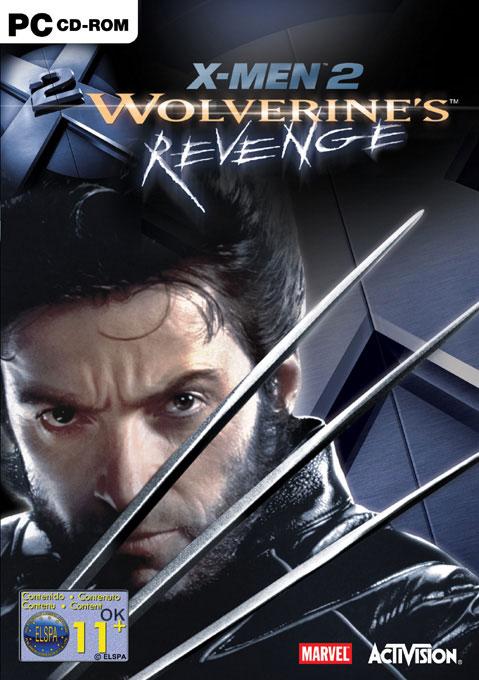 دانلود ترینر بازی ایکس من xmen 2 wolverines revenge برای کامپیوتر