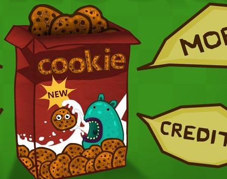 بازی تمرکز اعصاب کودکان : کیک ها cookie