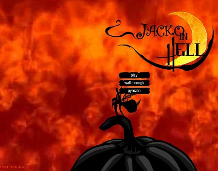 بازی متفاوت کدوتنبل جاکو در جهنم jacko in hell