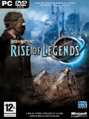 دانلود ترینر رمز بازی قیام ملت ها 2 rise of nations 2 rise of legends برای کامپیوتر