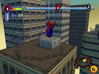 دانلود ترینر یا رمز بازی مرد عنکبوتی اسپایدرمن 1 spider man برای کامپیوتر