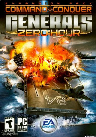 دانلود ترینر بازی جنرال 2 زیرو هور general 2 zero hour برای کامپیوتر