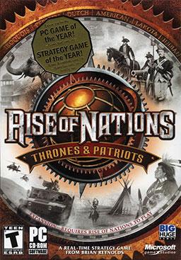 رمز و کد های تقلب بازی قیام ملت ها 3 rise of nations 3 thrones and patriots