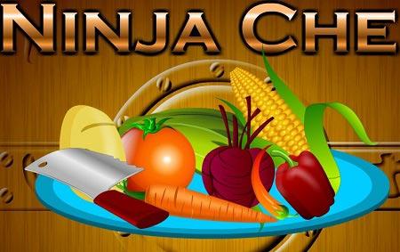 بازی سرگرم کننده هندوانه : نینجای سرآشپز ninja chef