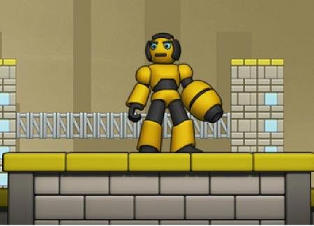 دانلود بازی ربات تیرانداز shatter bot
