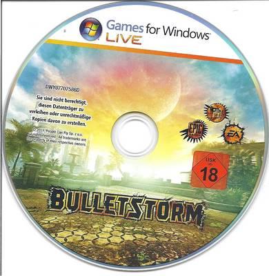دانلود کرک بازی طوفان گلوله bulletstorm