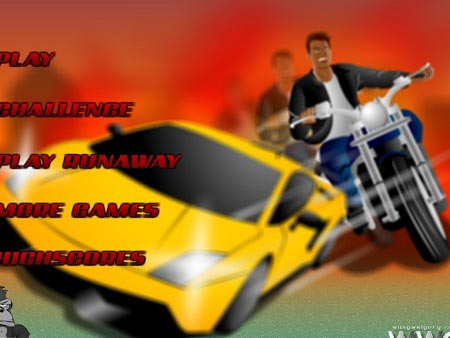 دانلود بازی آنلاین و اکشن فرار run away 2