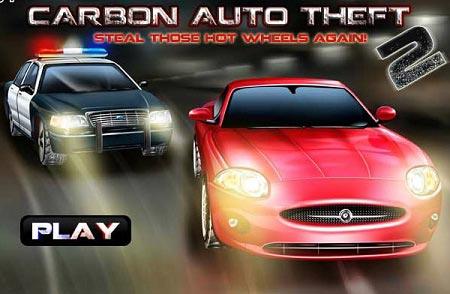دانلود بازی انلاین دزدی ماشین carbon auto theft