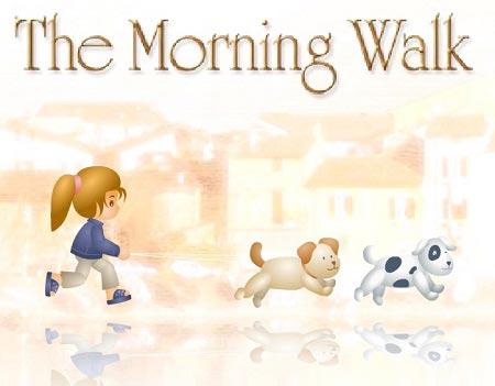 دانلود بازی کودکان آنلاین پیاده روی صبح گاه the morinig walk