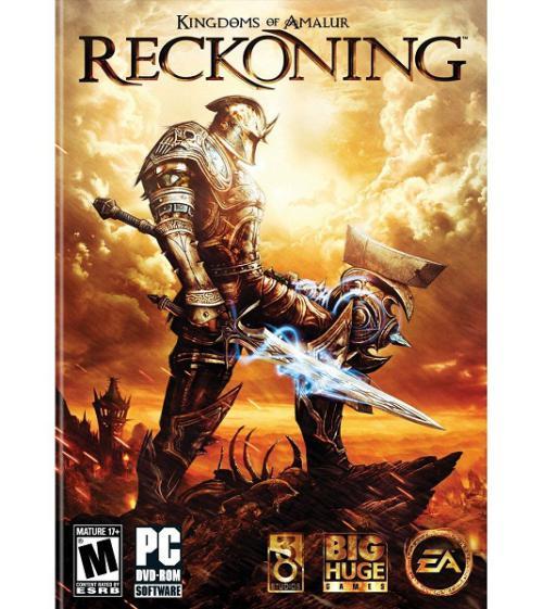 دانلود کرک بازی امپراطور آمالور kingdoms of amalur reckoning
