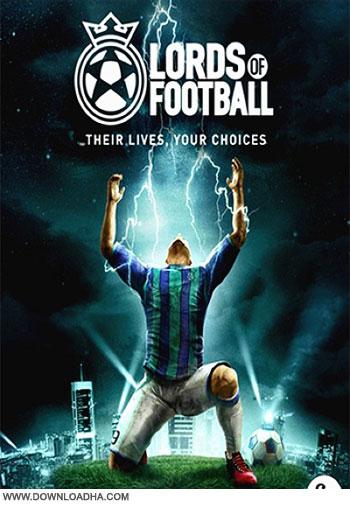 دانلود کرک بازی پادشاه فوتبال Lords of Football