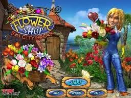دانلود بازی پرتابل کامپیوتر گل فروشی Flower Shop