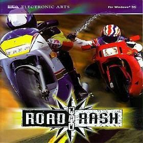 دانلود بازی پرتابل موتور سواری میسر جاده کامپیوتر road rush