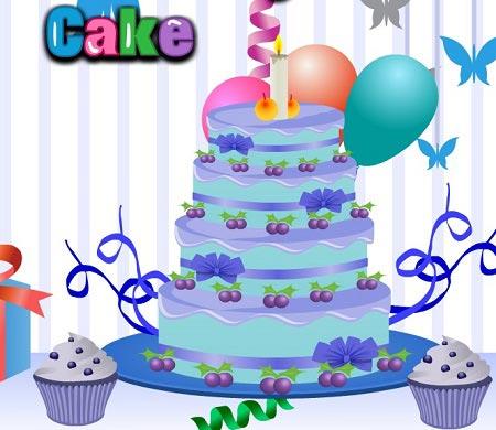 دانلود بازی دخترانه آشپزی درست کردن کیک روزمادر happy mothers day cake